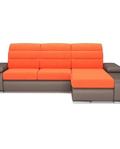 Rohová sedacia súprava Korfu P Soft 24 + Soro 51 G1 SZ/PO