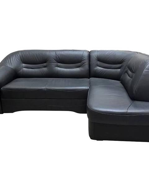 MERKURY MARKET Rohová sedacia súprava Milano P Koža K70