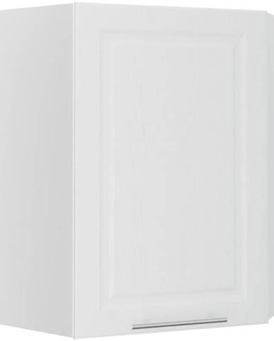 Kuchynská skrinka Emporium w4/10/60 white/kor.biela
