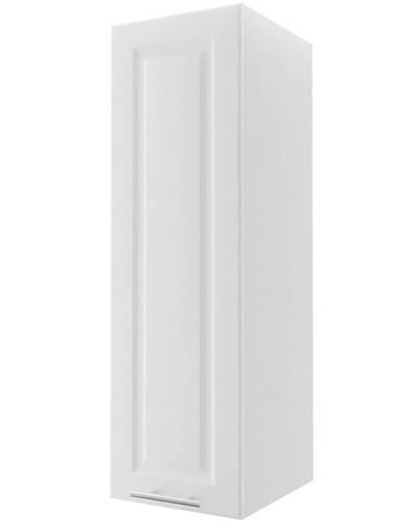 Kuchynská skrinka Emporium w4/40 white/kor.biela