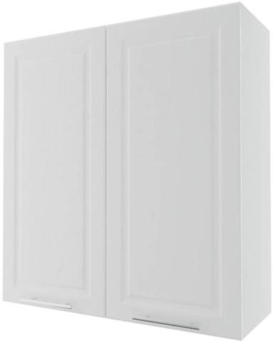 Kuchynská skrinka Emporium w4/90 white/kor.biela