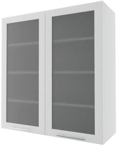 Kuchynská skrinka Emporium w4s/90 white/kor.biela
