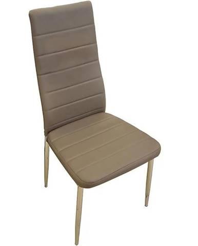 Stolička Kris sivá