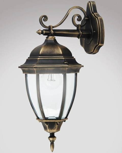 MERKURY MARKET Nastenná záhradná lampa Toronto 8381 K1D
