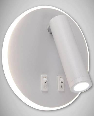 Luster Otello LED C 6W+3W biely 03722 K1