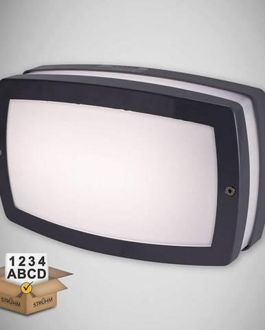 Luster Solina LED 8W grey 0368 K1