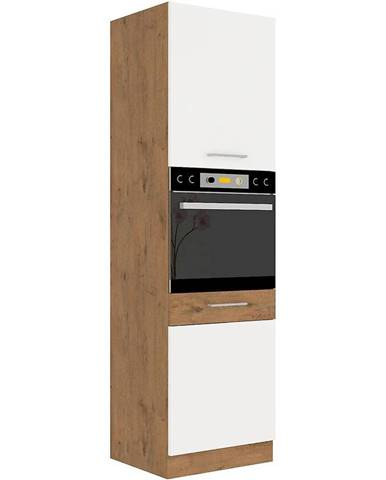 Skrinka do kuchyne Vigo biela HG 60dp-210 2f