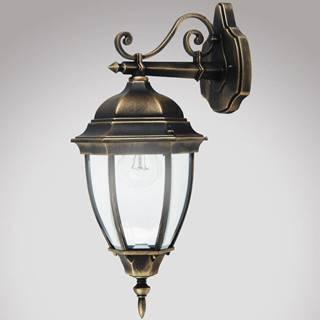 Nastenná záhradná lampa Toronto 8381 K1D