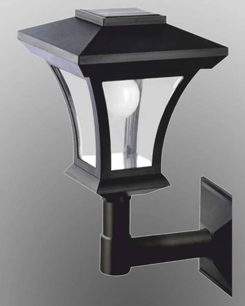 MERKURY MARKET Solárna LED záhradná lampa 1W TR 501