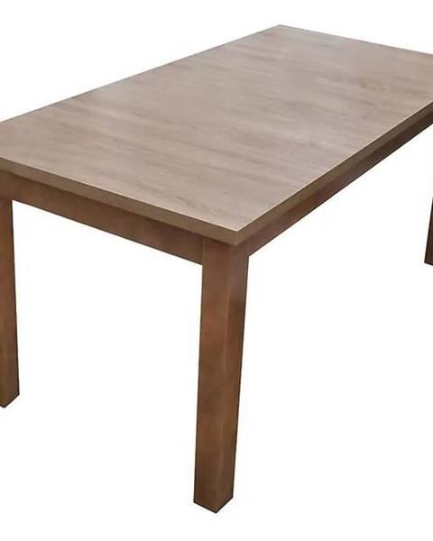 MERKURY MARKET Jedálenský stôl ST28 160X80+40 L hľuzovka B
