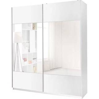 Skriňa Vario s zrkadlom 175 cm