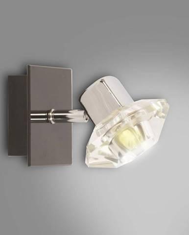 Nastenná lampa Lotos AS-8714-01-6710 black K1