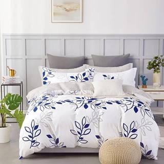 Bavlnená saténová posteľná bielizeň  ALBS-01153B/2 140X200 Lasher