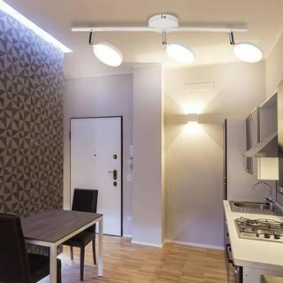 Lampa Capri LED 308283 biela ls3