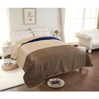 Prikrývka na posteľ Velvet 05 200x220