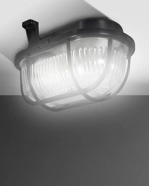 MERKURY MARKET Luster 90045 oválna 60W čierna