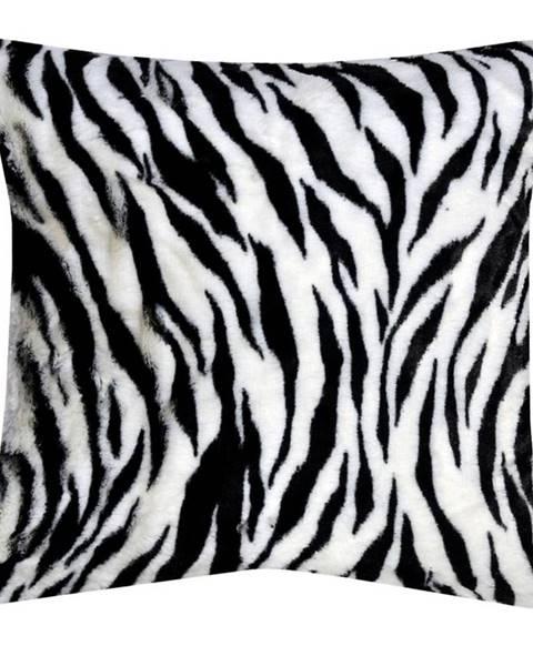 MERKURY MARKET Obliečka Kx 100/4 40x40 zebra