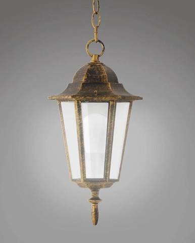 Visiaca  záhradná lampa Liguria 1047HP patina LW1