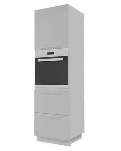 Skrinka do kuchyne Essen grey D14/RU/2E-356