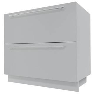Skrinka do kuchyne Essen grey D2M/90
