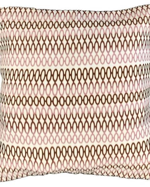 MERKURY MARKET Obliečka na vankúš K21727 45x45 červená