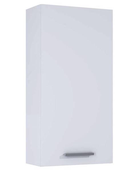 MERKURY MARKET Závesná kúpeľňová skrinka Royal 40 1D white