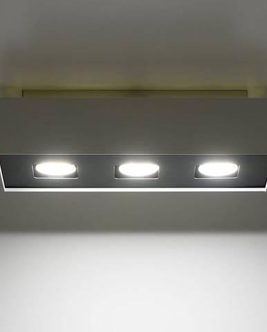Stropná Lampa Atlanta 3 WHITE A-068