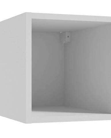 Závesná kúpeľňová skrinka Cubik Fresh