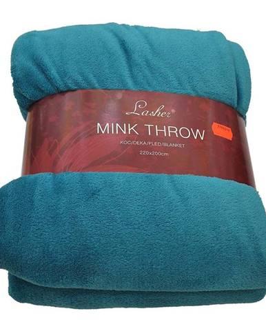 Deka Mink Throw SH54