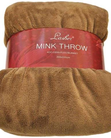 Deka Mink Throw SH71