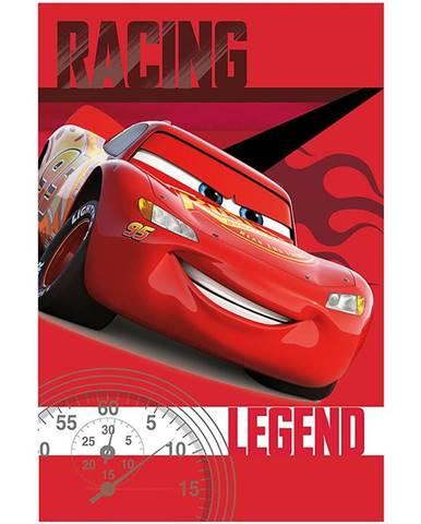 Flísová  Deka  100x150  Cars  Legend