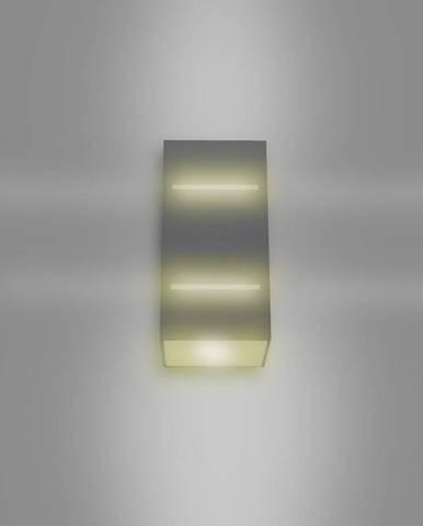 Nástenná lampa Monreal BLACK A-478
