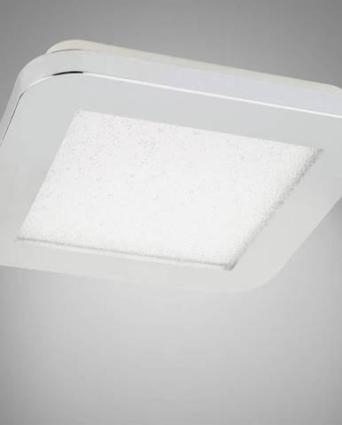 Stropné svietidlo Nexit Plafon 17x17 10w Led Ip44 Chróm+Granila 3000k