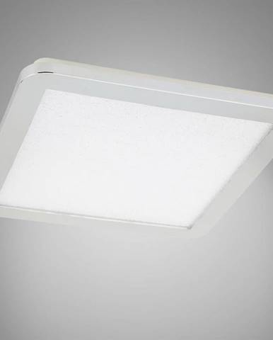 Stropné svietidlo Nexit Plafon 30x30 18w Led Ip44 Chróm+Granila 3000k