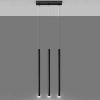 Lampa Padova 3 BLACK