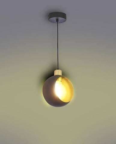Lampa Cyklop black 2751 LW1