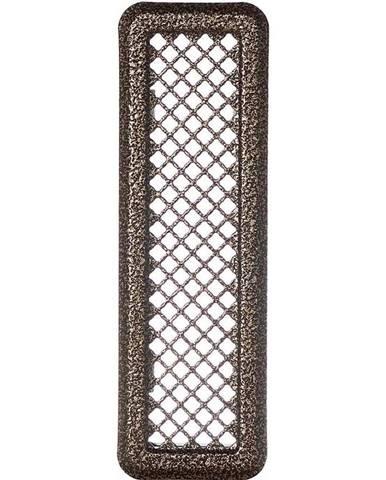 Mriežka  KO-ML-AMO antická mosadz 65x205