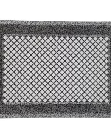 Vetracia mriežka  K3-Ml-Asr strieborný rám 175x245