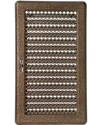 Vetracia mriežka  K4-ML-momosadzný rám 195x335