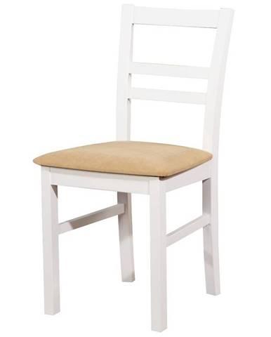 Stolička W107 biely donna 13