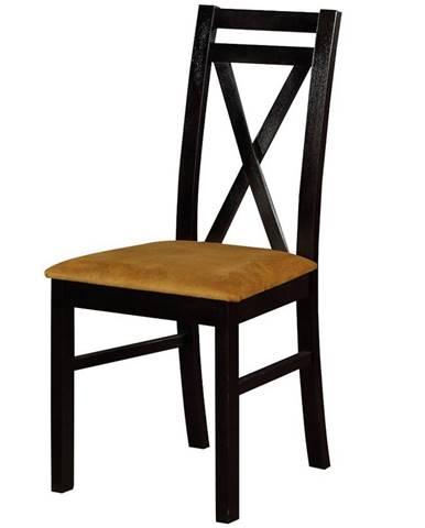 Stolička W114 čierne sally 13
