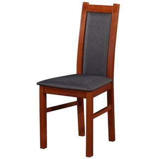 Stolička W79 svetlý orech rox 35