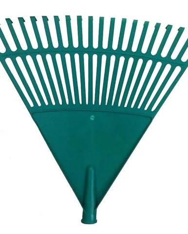Hrable 20-zubov plastové zelené gr21036