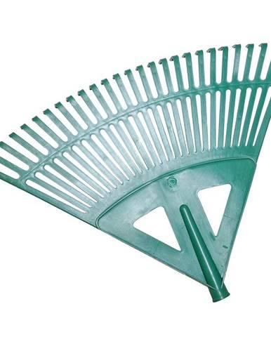 Hrable 27-zubov plastové zelené gr21035