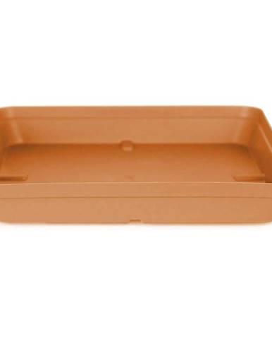 Podstavec CAPRI SQUARE 35 cm light terracotta