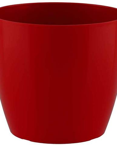 SAN REMO pot 14 cm dark red