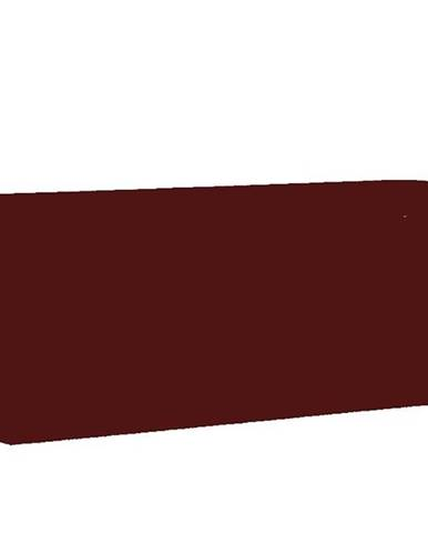 Samozavlažovací truhlík SIENA - hnedý 17x60 cm
