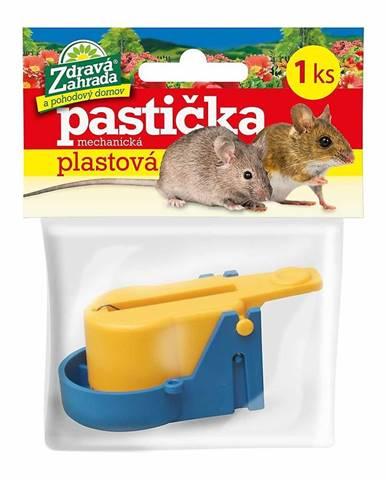 Zdravá záhrada - Pasca na myši - plast