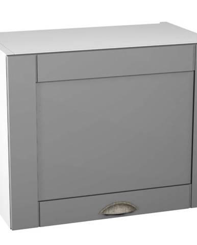 Kuchynská skrinka Linea G50K grey