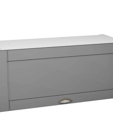 Kuchynská skrinka Linea G80K grey